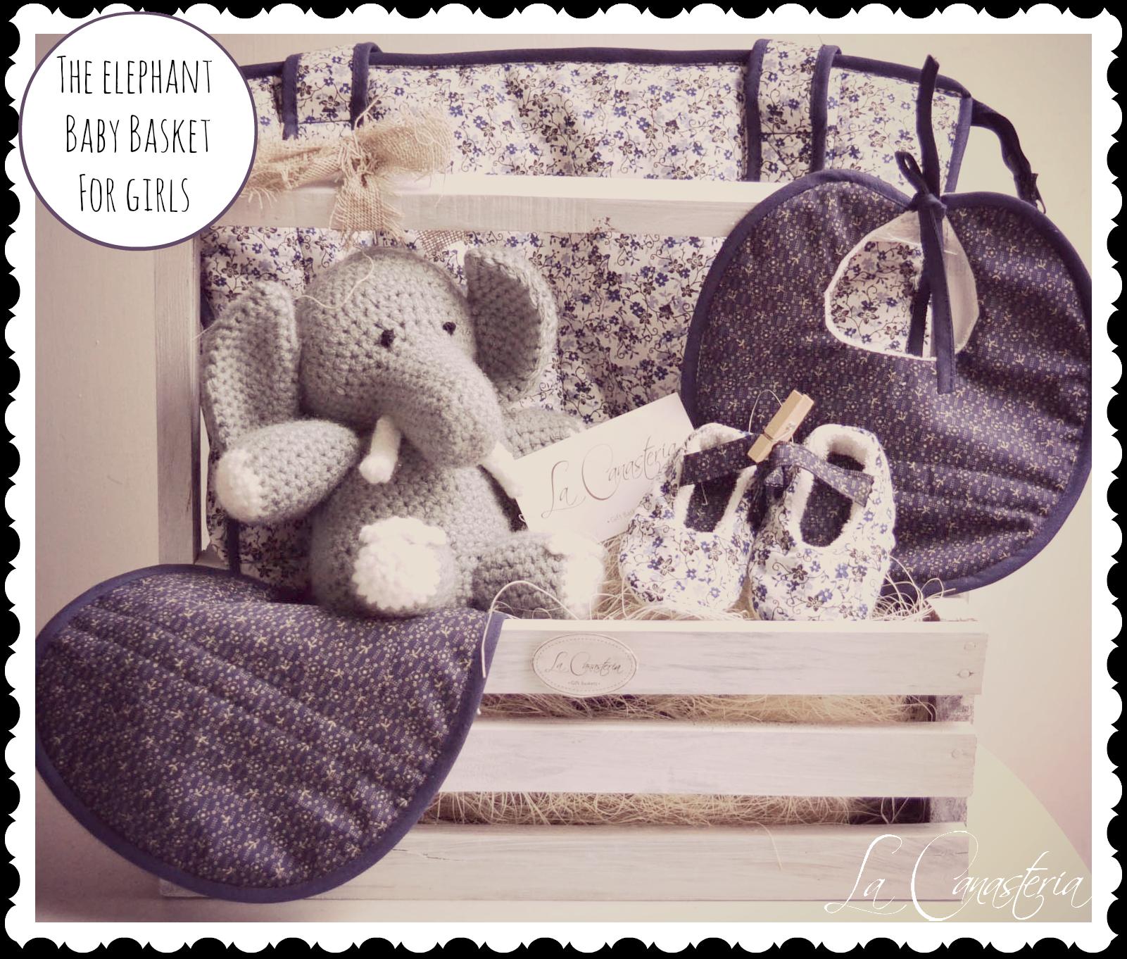 Regalos Originales Mama Primeriza.Chic Baby Baskets La Canasteria Blog