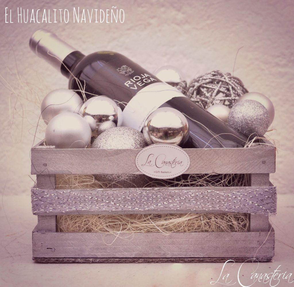 arcones navideños puebla, arreglos de vino navideños puebla