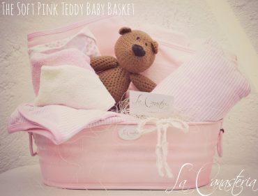Canastas de Regalo para niña recién nacida
