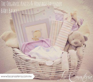 Canastas de Regalo para Bebé Neutrales