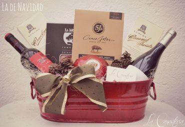 canastas navideñas con productos gourmet, canastas navideñas finas df, canastas navideñas elegantes, canastas navideñas elegantes,