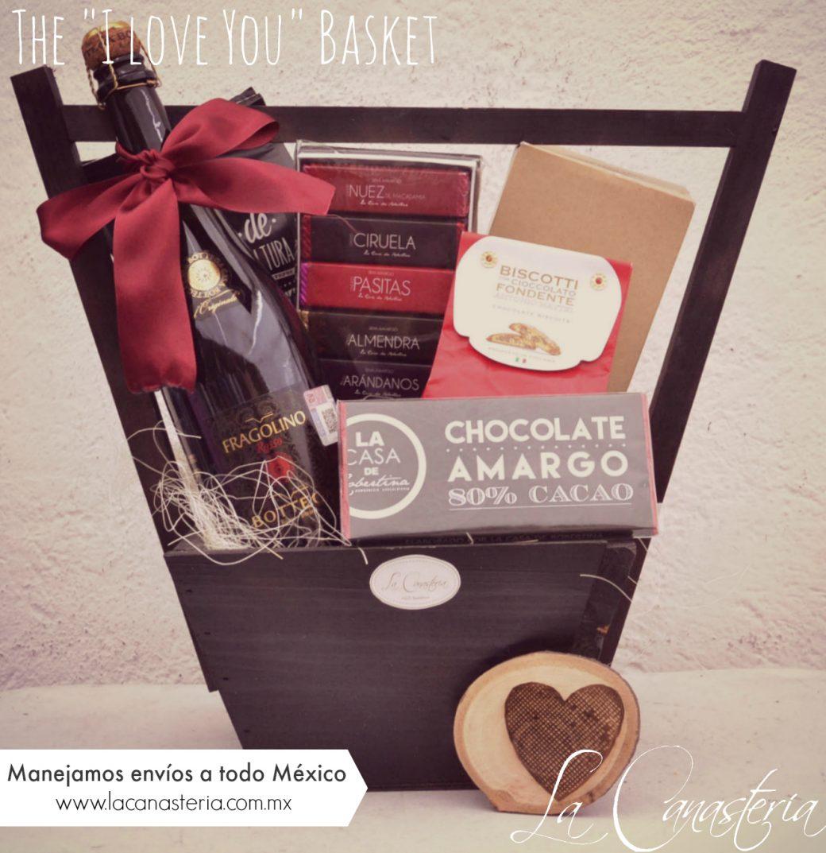 Canastas de regalo 14 de febrero regalos para el 14 de - Regalos para hombres en navidad ...