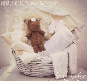 Canasta de regalo para niño