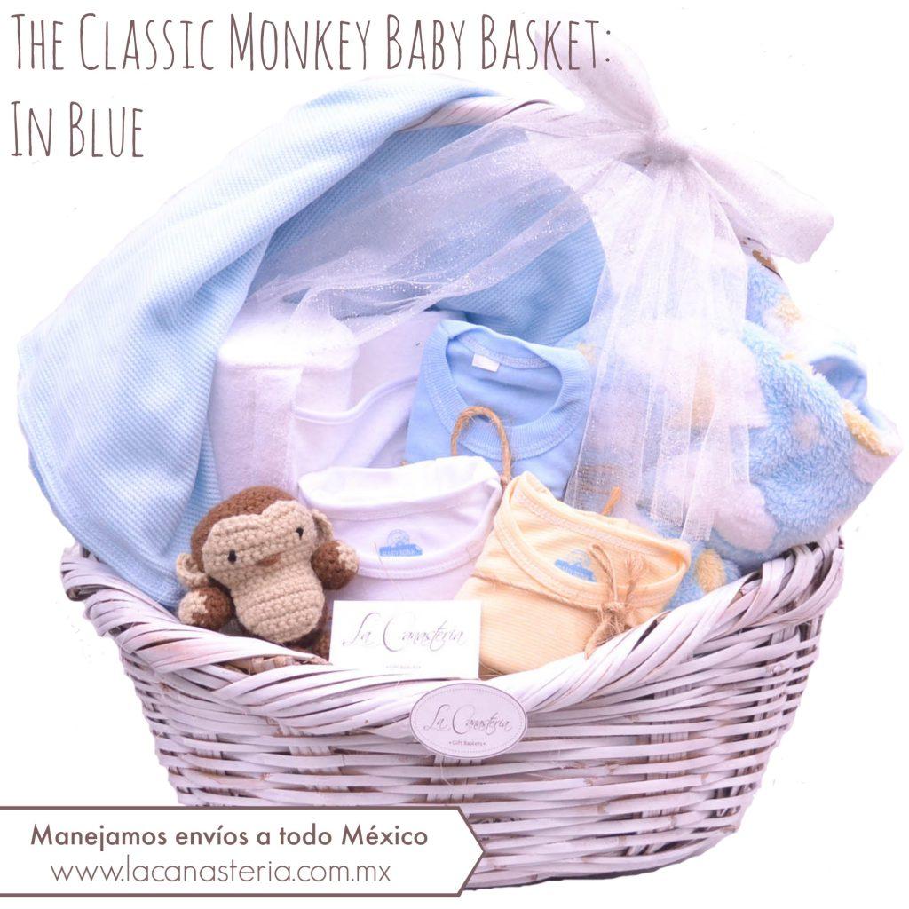 Canasta de Regalo para niño recién nacido nino recien nacido