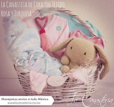 Canastas de regalo para bebé finas