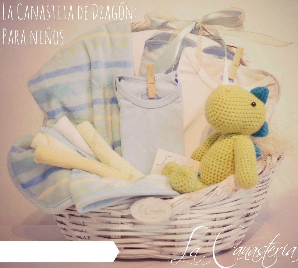 canastas de regalo para bebé en México La Canasteria