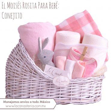 Canastas de regalo para nacimiento de bebé