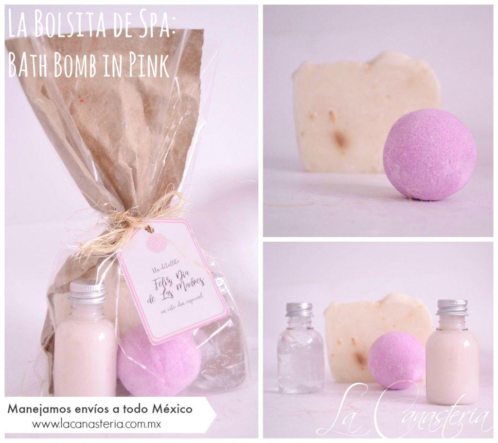 Kits de spa para regalos del Día de Las Madres cdmx df puebla queretaro guadalajara merida cancun guanajuato reynosa