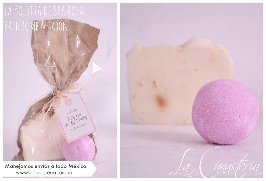 Kits de spa para regalos día de las Madres