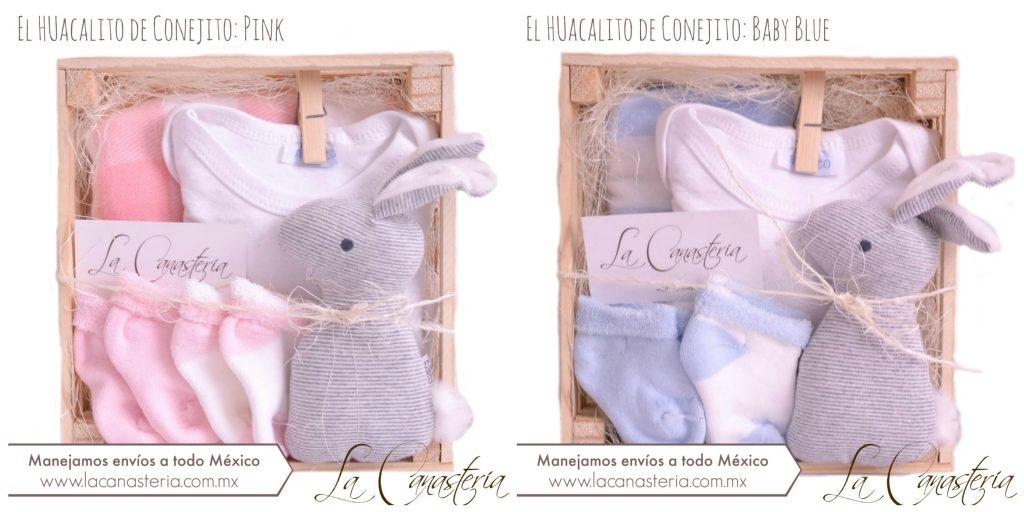 cajas de regalo con ropita para bebé publa cdmx df queretaro cancun playa del carmen los cabos