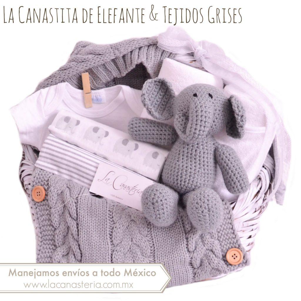 Canastas de regalo para bebé en Puebla