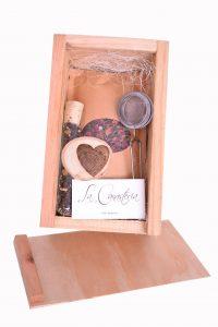 Cajas de Regalo para mujeres para el 14 de Febrero con Kit de Té Gourmet