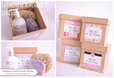 Cajas de Regalo con Kits de Spa para regalos corporativos para el 10 de Mayo Día de Las Madres