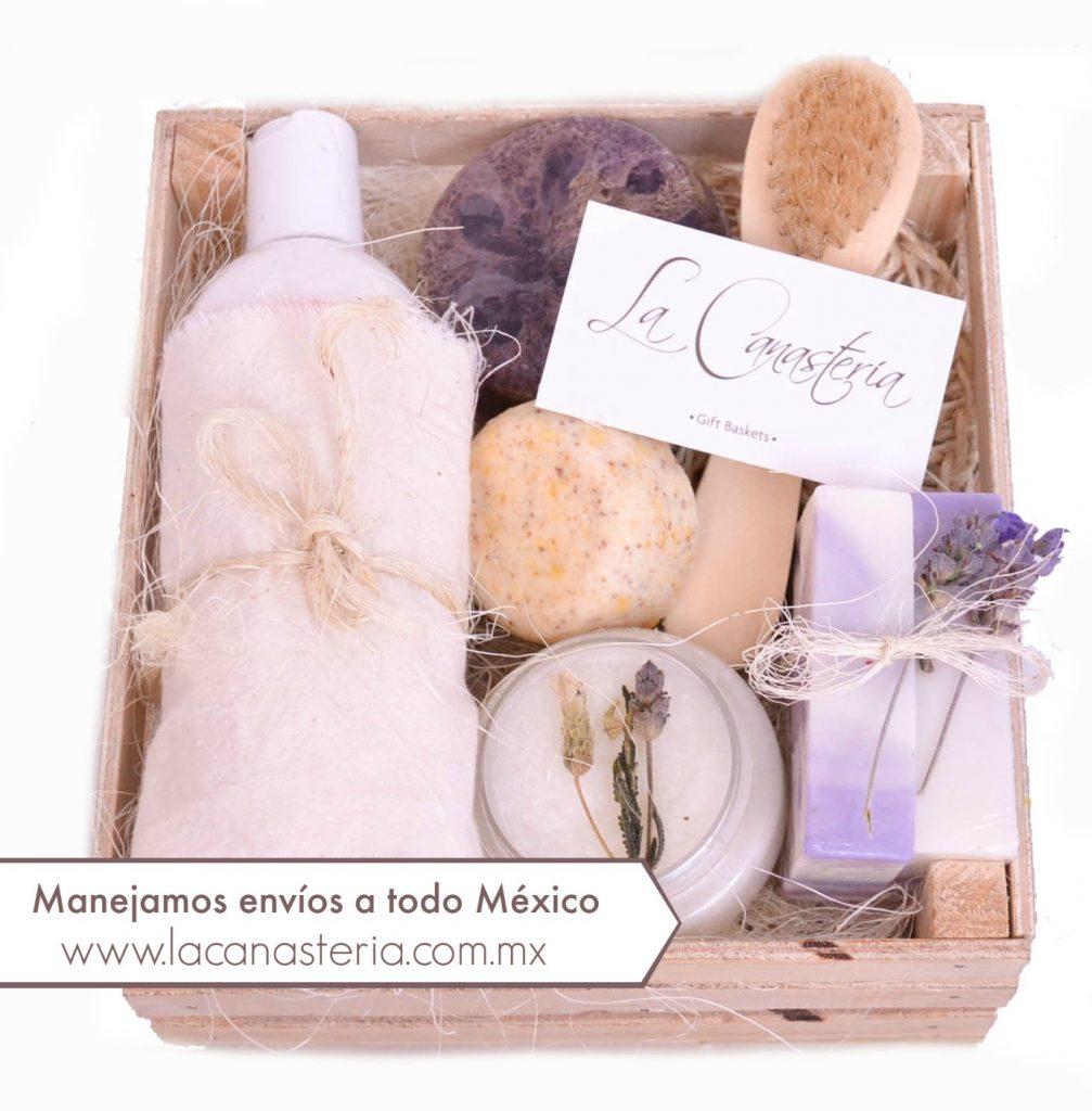 Kits de spa 100% mexicanos para regalos en empresas
