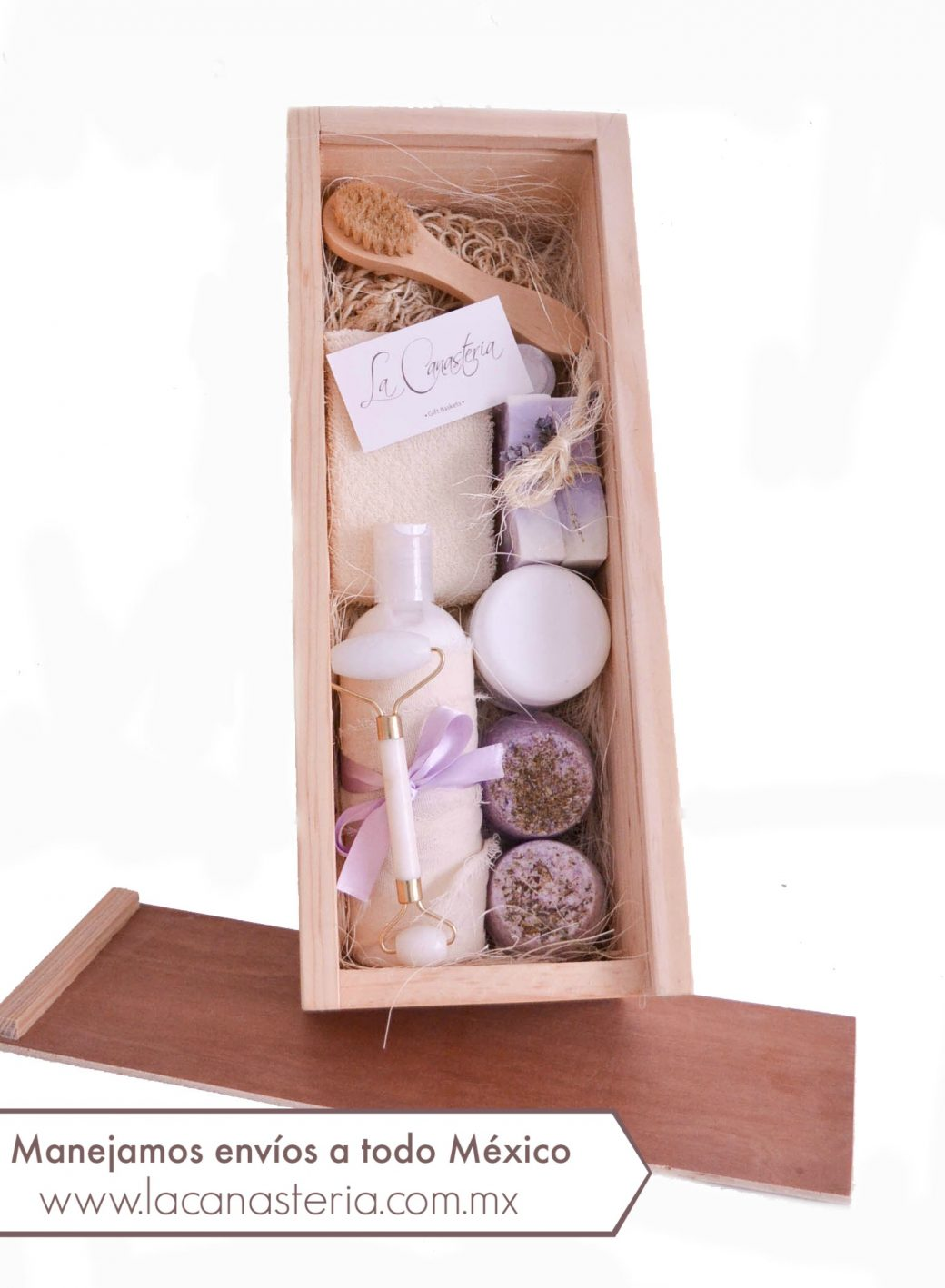 Cajas de Regalo con Kits de Spa para empresas